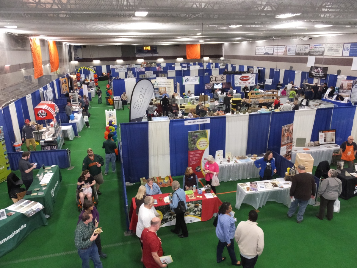 Home Show 2016 Above